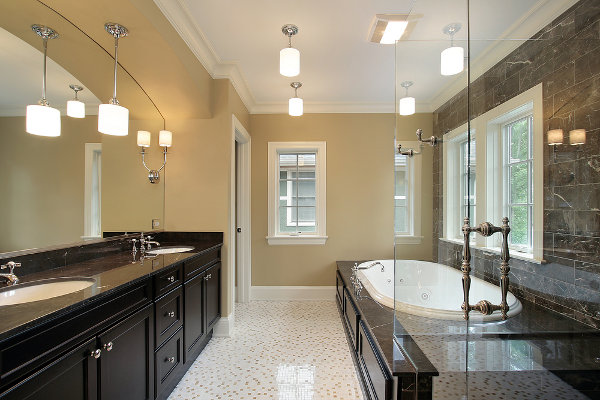 E Ambient Lighting, Task Lighting, And Decorative Lighting. A Bathroom  Cannot Be Well Lit Using One Source Of Light. U2022 Ambient Lighting