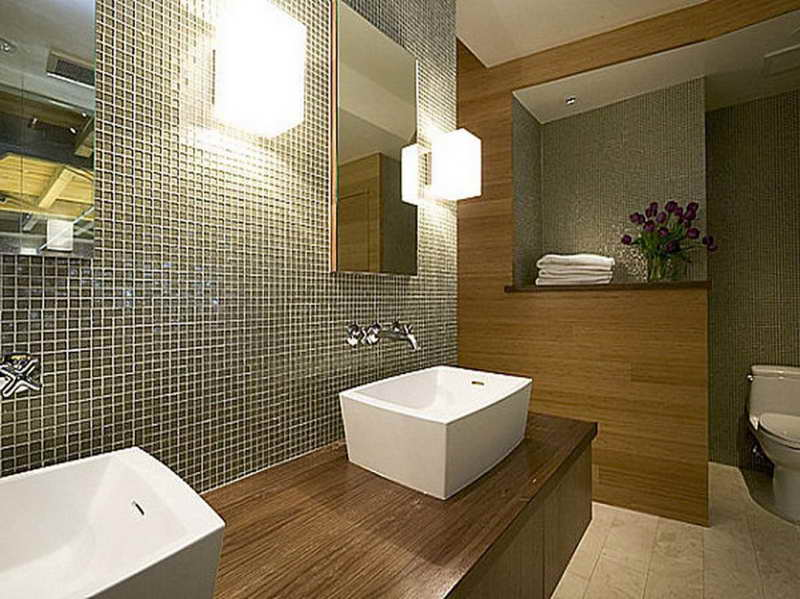 Pictures Of Wall Sconces In Bedroom : Tips for lighting up the bathroom 4 UK Shops